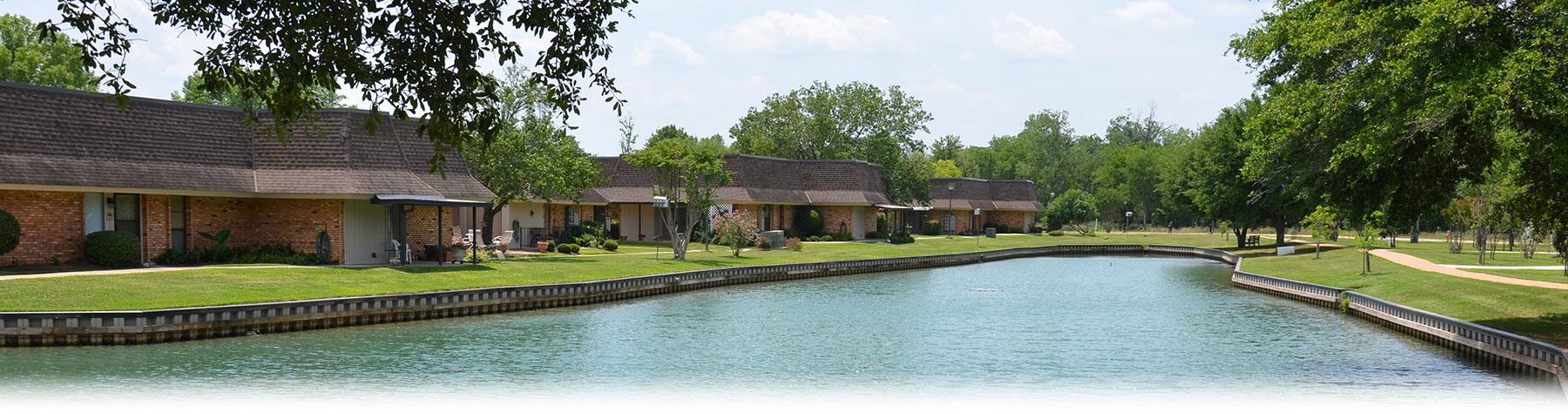 Total Body for Garden Apartments - The Oaks of Louisiana